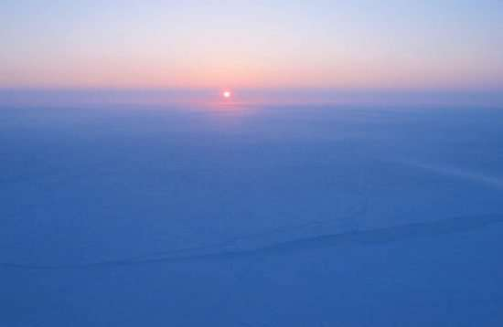North Pole Ski Expedition, Ski the Last Degree, 19 Days