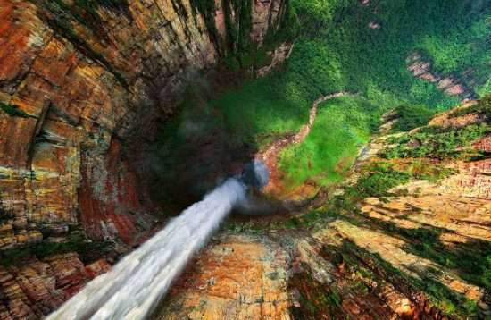 World's Highest Waterfall Abseiling, 8 Days Abseiling Tour, Venezuela