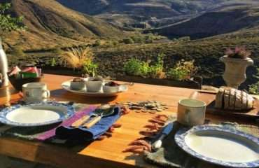 Argentina Expedition Lunch