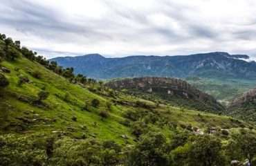 Iraqi Kurdistan Landscape