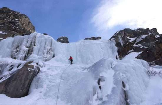 Learn to Ice Climb