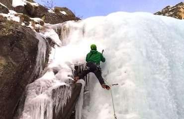 Learning Ice Climbing