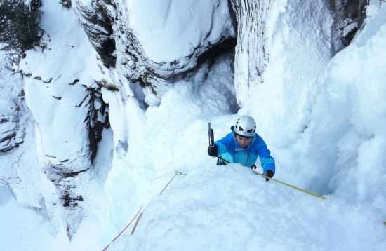 Master Ice Climbing Techniques