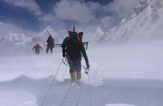 Seven Summits Training