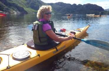 Intro to Sea Kayaking 14