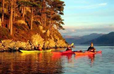 Intro to Sea Kayaking 18