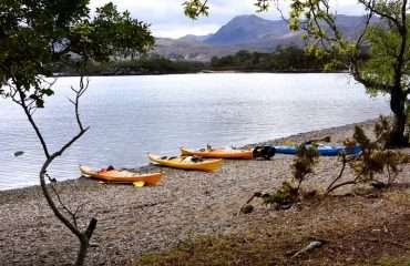 Intro to Sea Kayaking