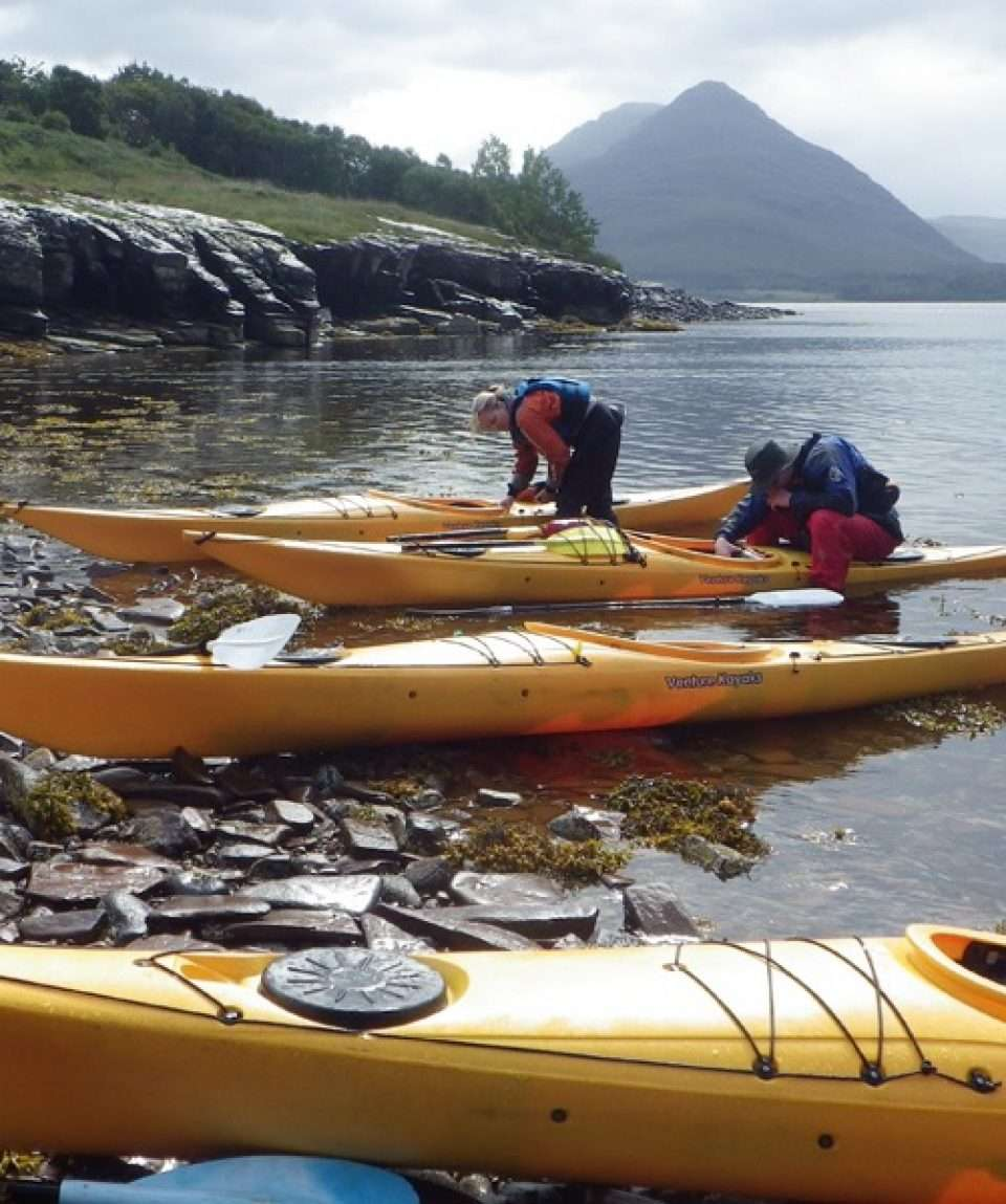 Intro to Sea Kayaking 9