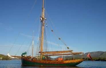 Sailing & Walking