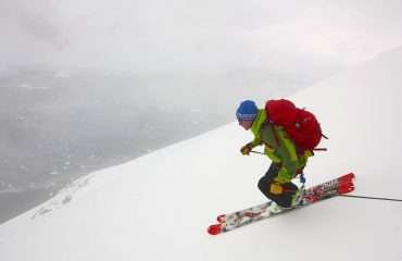 Ski Touring Antarctic Peninsula