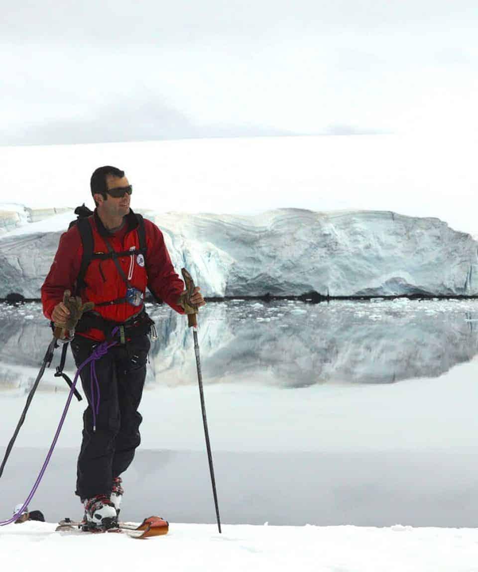 Ski Touring Antarctic Peninsular