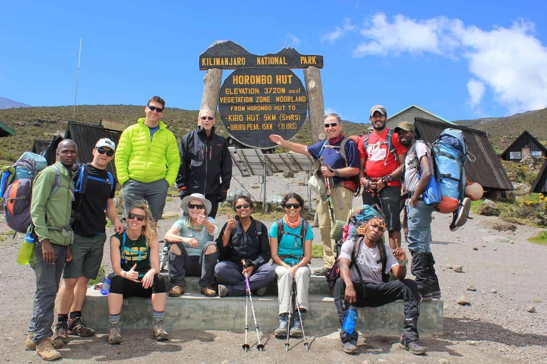 Hike Kilimanjaro