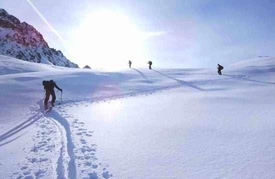 Chamonix Ski Tour