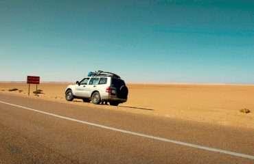 Sahara Road Trip