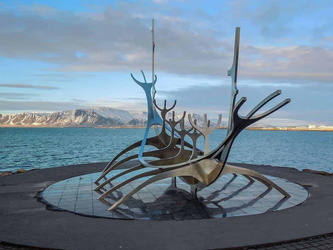 Sun Ship Reykjavík