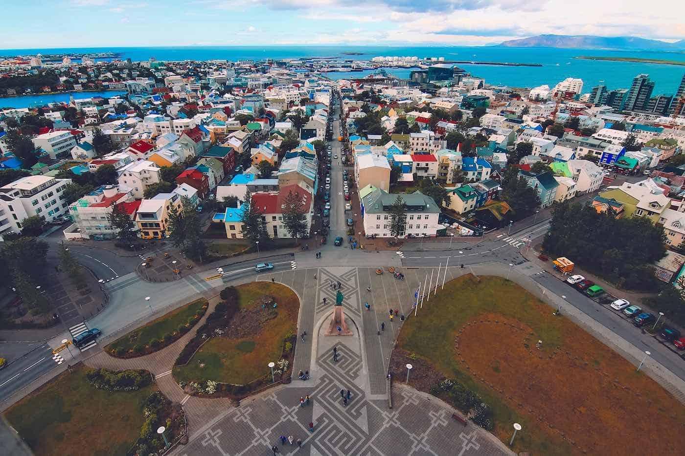 Urban Reykjavík