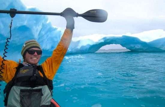 Antarctica Ski & Antarctica Sea Kayaking, 20 Days, Snow, Antarctica