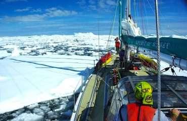 Kayak & Sail Antarctica