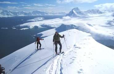 Ski Touring Antarctica