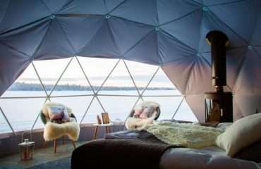 Luxury Dome-Finland