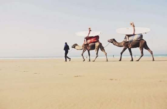 Yoga & Surf Morocco