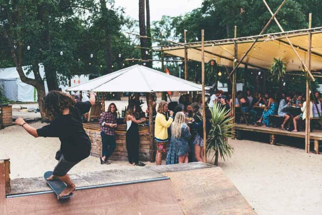 Moilets Surf Camp Entertainment