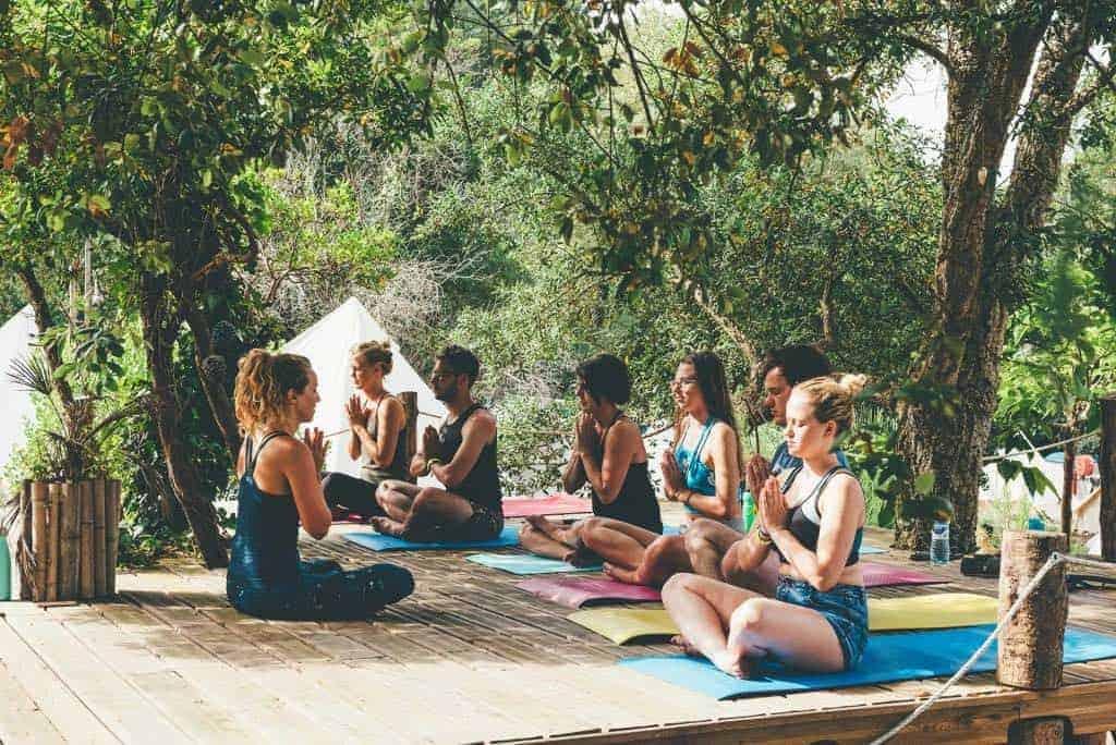 Moilets Surf Camp Surf Yoga