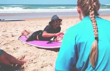 Surf Lessons - Technique