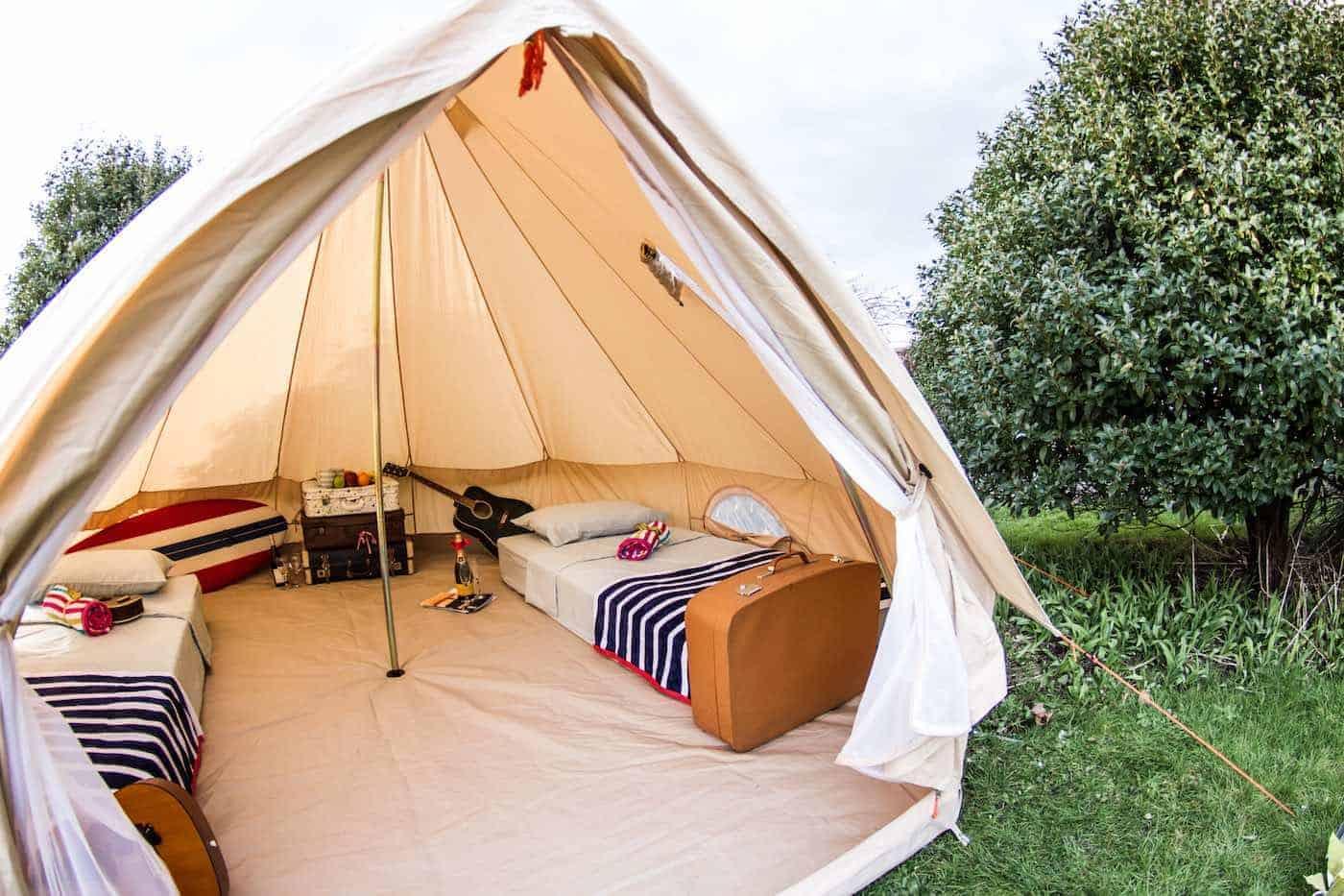 Surf Camp Tent