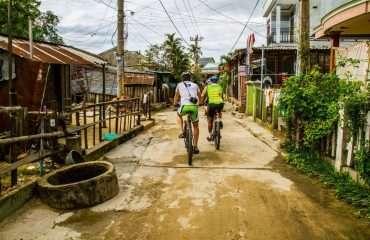 Ride Through Villages