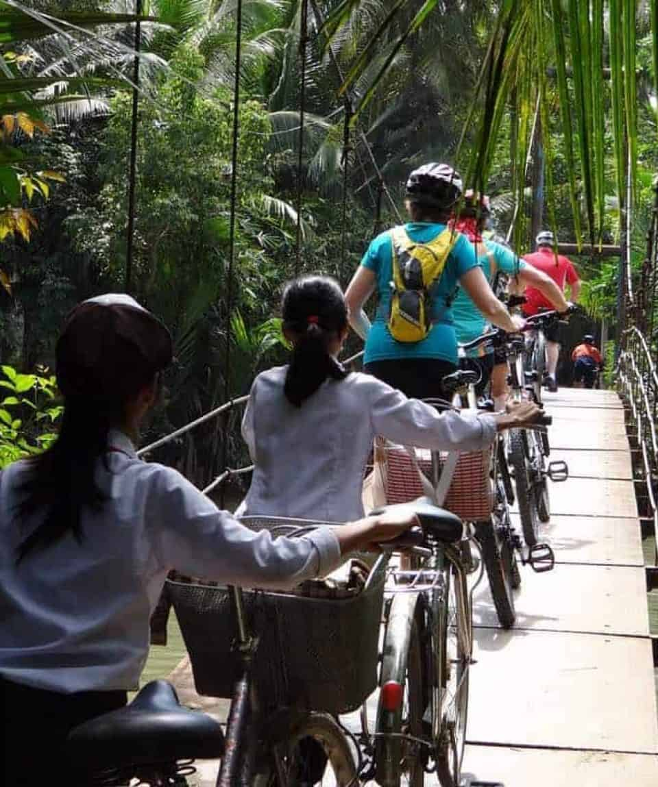 Ride with Locals