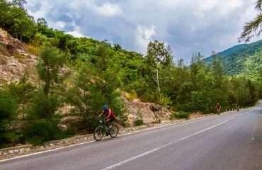 Riding Across Vietnam