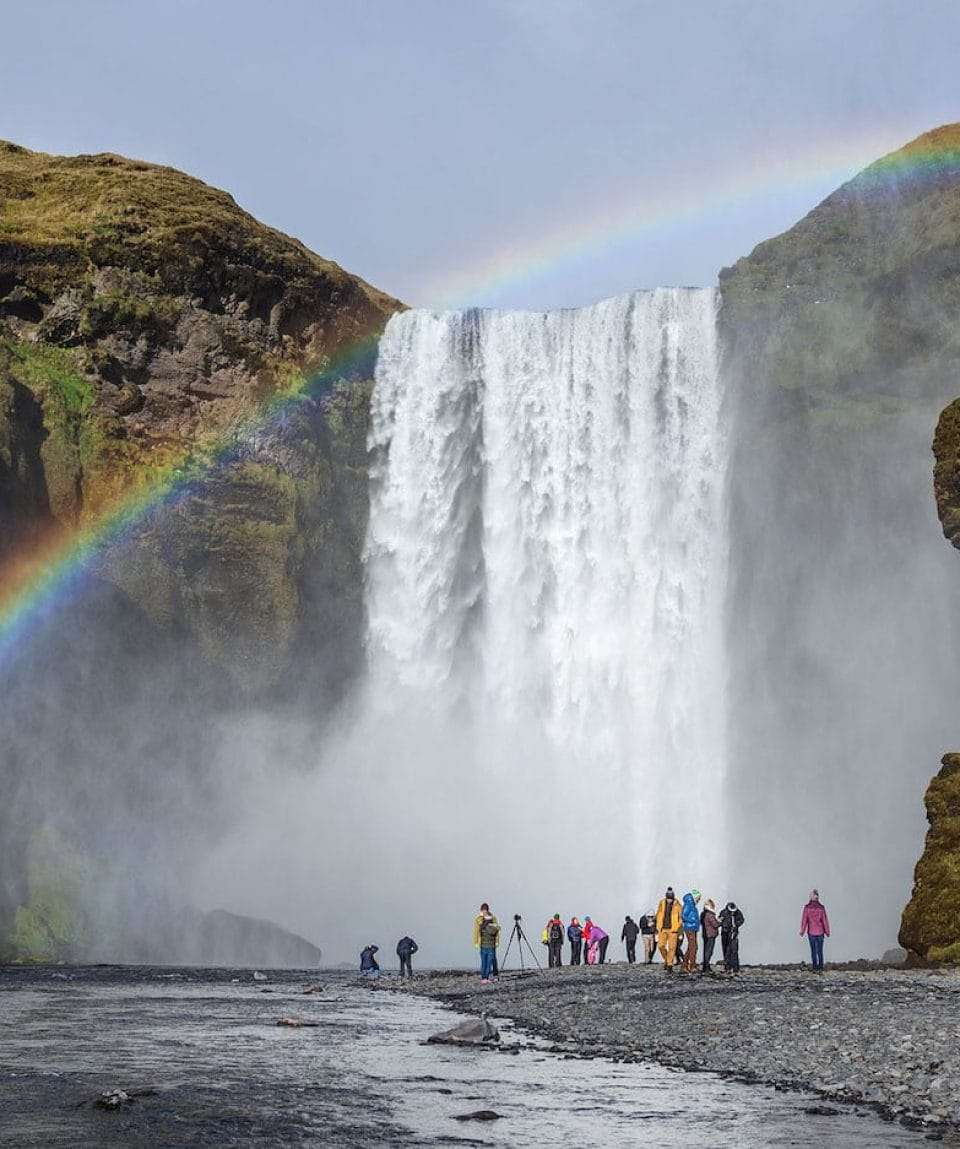 Iceland's South
