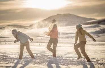Greenland, Winter Wonderland