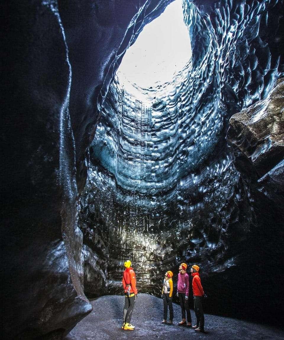Secret Icecave
