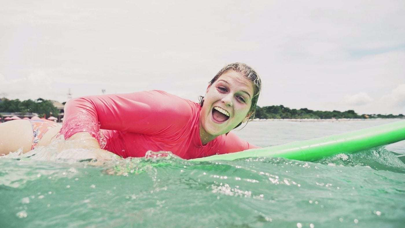 surf tips for beginners