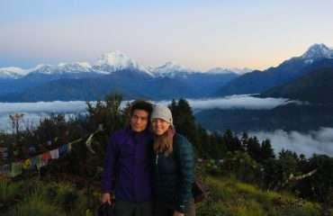 Annapurna Skyline
