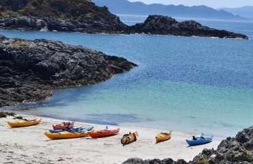 Perfect Kayak Location